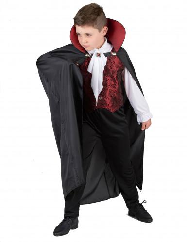 Déguisement vampire élégant garçon