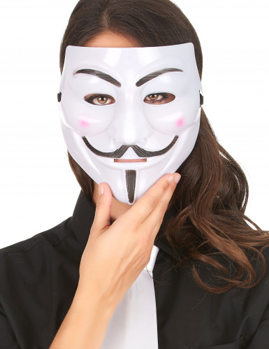 Masque anonyme adulte