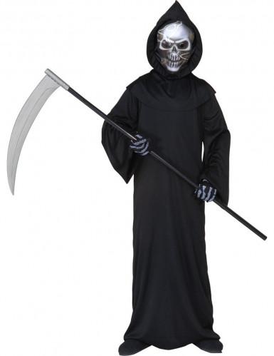 Déguisement faucheur sinistre enfant Halloween