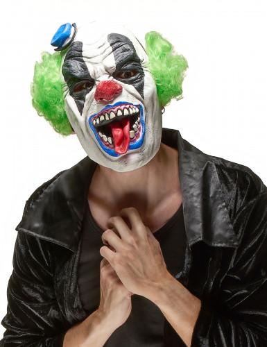 Masque latex clown terrible adulte Halloween