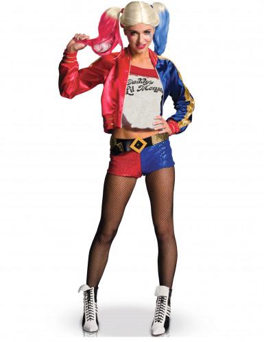 DéguisementluxeHarley Quinn Suicide Squad™ femme