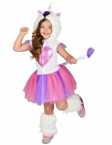 Déguisement Princesse Licorne Fille