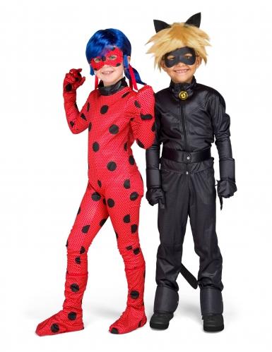 Coffret déguisement Chat Noir Miraculous™ enfant