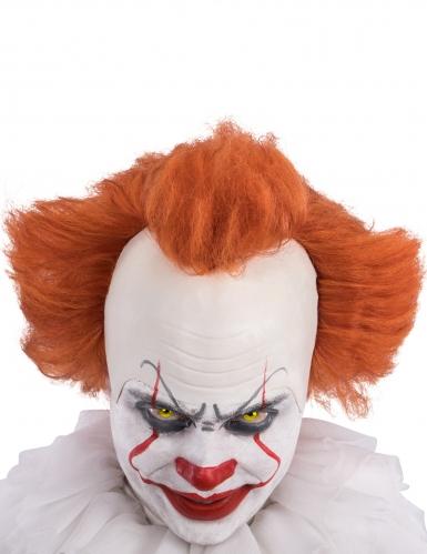 Perruque clown de l'horreur adulte