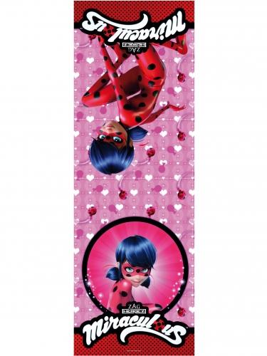 Nappe Ladybug™ en papier 120 x 180 cm