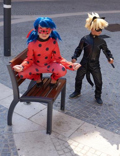 Déguisement et sac Ladybug - Miraculous™ luxe fille