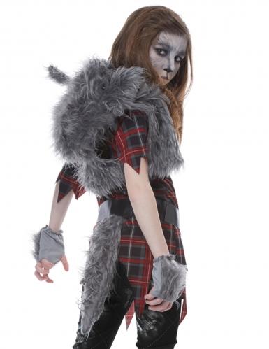 Déguisement loup garou fille