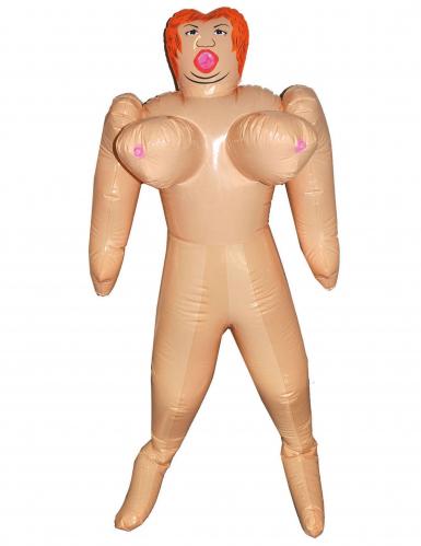 Poupée gonflable grosse poitrine 150 cm