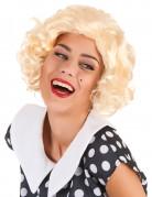 Vous aimerez aussi : Perruque blonde Marilyn femme
