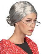 Vous aimerez aussi : Perruque à chignon Grand-mère femme