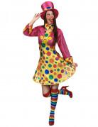 Vous aimerez aussi : Déguisement clown amusant femme