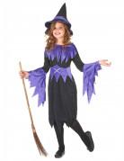 Vous aimerez aussi : Déguisement violet de sorcière fille Halloween