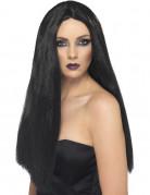 Vous aimerez aussi : Perruque longue noire femme 60 cm