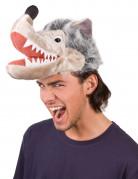 Chapeau loup adulte