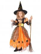 Vous aimerez aussi : Déguisement sorcière orange fille Halloween