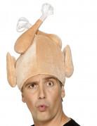 Chapeau dinde adulte Noël