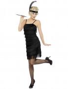 Vous aimerez aussi : Déguisement charleston à franges noires femme