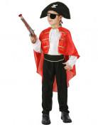 Déguisement capitaine de la piraterie garçon