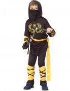 Vous aimerez aussi : Déguisement ninja noir et jaune garçon