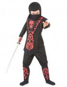 Vous aimerez aussi : Déguisement ninja rouge à motifs garçon