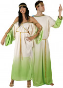 Déguisement couple Dieu et Déesse Grec