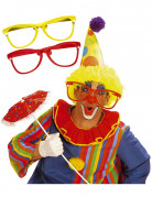 Vous aimerez aussi : Lunettes de clown géantes adulte