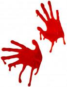 Vous aimerez aussi : Décoration mains ensanglantés Halloween