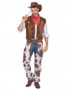 Vous aimerez aussi : Déguisement cowboy classique homme