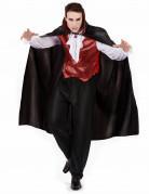 Vous aimerez aussi : Déguisement vampire rouge homme Halloween
