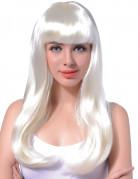 Vous aimerez aussi : Perruque Longue Blanche femme