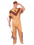 Vous aimerez aussi : Déguisement indien bicolore homme