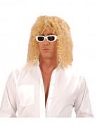 Vous aimerez aussi : Perruque blonde de chanteur adulte