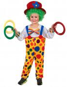 Vous aimerez aussi : Déguisement clown à pois enfant