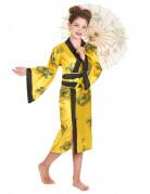Déguisement chinoise jaune fille