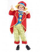 Déguisement clown coloré garçon