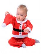 Vous aimerez aussi : Déguisement Père Noël complet bébé