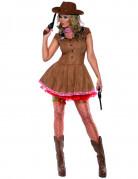 Vous aimerez aussi : Déguisement cowgirl sexy femme