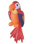 Perroquet gonflable de pirate