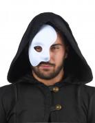 Vous aimerez aussi : Demi-masque blanc en plastique adulte