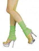 Jambières vert fluo femme