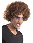 Vous aimerez aussi : Perruque afro/ clown marron volume adulte