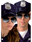 Lunettes police adulte