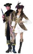 Déguisement couple pirates