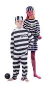 Déguisement couple prisonnier enfants
