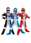 Déguisement trio Power Rangers™ enfants