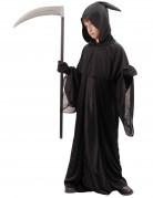 Déguisement faucheur noir enfant Halloween