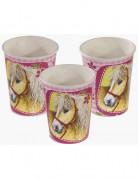 Vous aimerez aussi : Gobelets Charmant chevaux en carton 250 ml