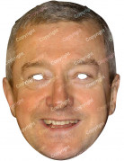 Masque carton Louis Walsh