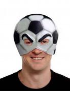 Masque ballon de football adulte
