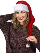 Bonnet long Noël adulte